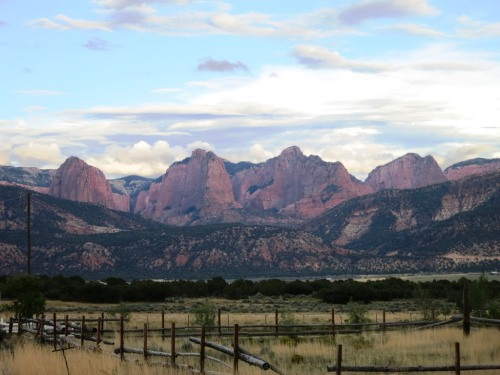 Kolob Canyon - Zion National Parks
